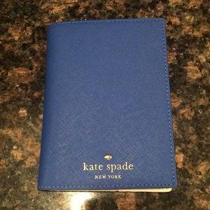 Kate Spade Mikas Pond Passport Holder- Brand New!!